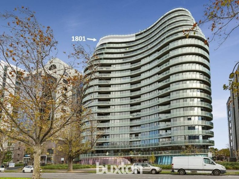 1801/576 St Kilda Road, Melbourne, VIC
