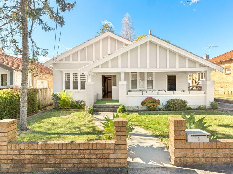 6 Blakesley Street, Chatswood, NSW