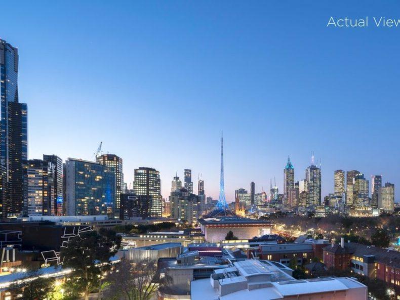 1107/250 St Kilda Road, Melbourne, VIC