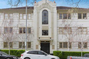 3/22 Powlett Street, East Melbourne, VIC