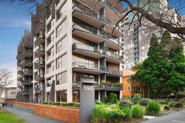 604/598 St Kilda Road, Melbourne, VIC