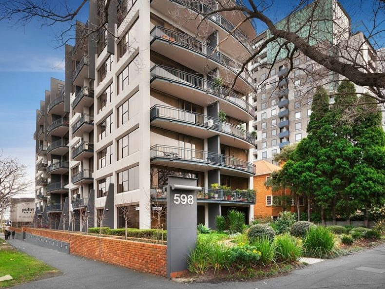 604/598 St Kilda Road, Melbourne, VIC