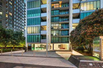 1601/582 St Kilda Road, Melbourne, VIC
