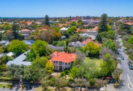Perth property market and the effects of COVID-19