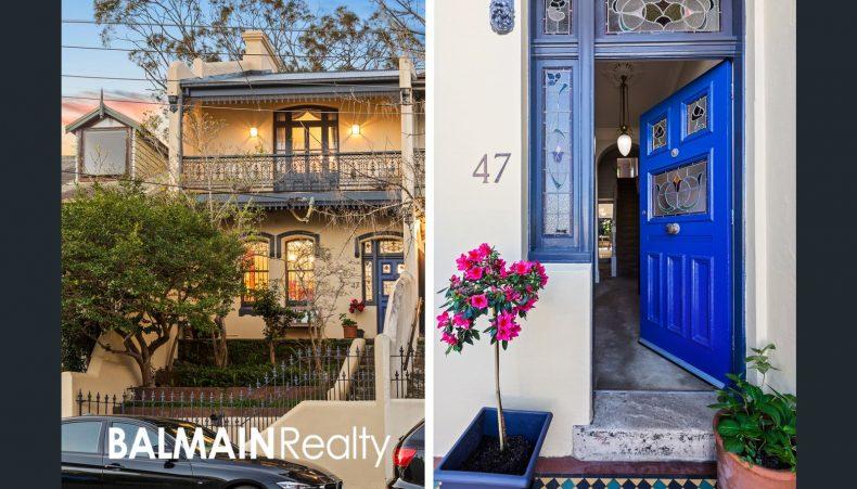 47 Bradford Street, Balmain, NSW
