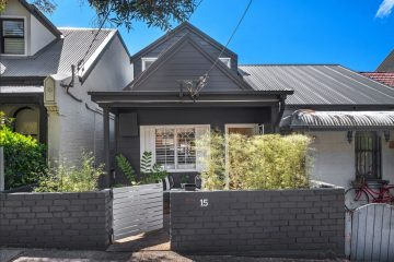 15 Booth Street, Annandale, NSW
